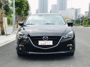 Xe Mazda 3 1.5AT 2017 - Đen  /All New