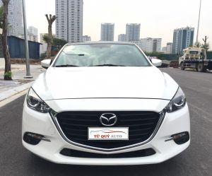 Xe Mazda 3 HB 1.5AT 2018 - Trắng