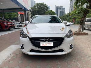 Xe Mazda 2 1.5AT 2016 - Trắng