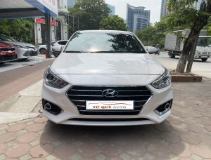 Xe Hyundai Accent 1.4ATH 2020 - Trắng