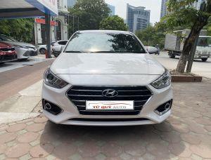 Xe Hyundai Accent 1.4ATH 2020 - Trắng