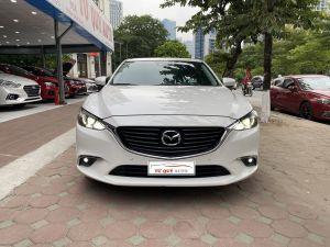 Xe Mazda 6 Premium 2.0AT 2018 - Trắng