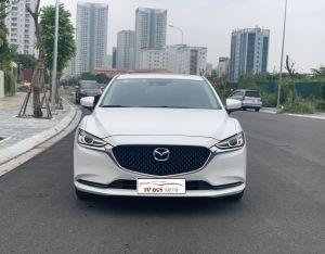 Xe Mazda 6 Premium 2.0AT 2020 - Trắng