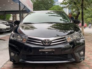 Xe Toyota Corolla altis 1.8G 2016 - Đen