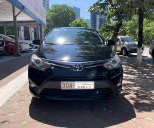 Xe Toyota Vios 1.5G 2014 - Đen