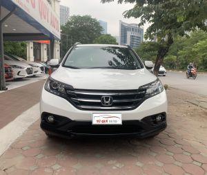 Xe Honda CRV 2.4AT 2014 - Trắng