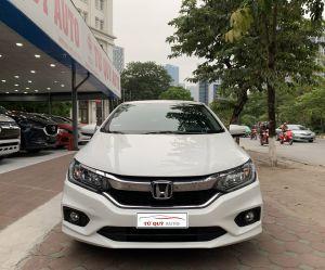 Xe Honda City 1.5CVT 2018 - Trắng