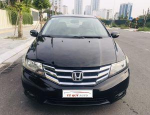 Xe Honda City 1.5AT 2013 - Đen