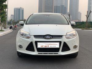 Xe Ford Focus Titanium 2.0AT 2014 - Trắng