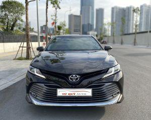 Xe Toyota Camry 2.0G 2020 - Nâu Đen