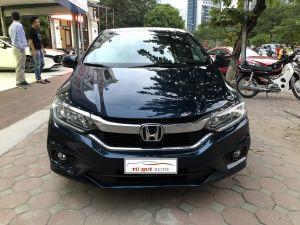 Xe Honda City 1.5CVT 2017 - Xanh Đen