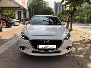 Xe Mazda 3 Sedan 2.0AT 2018 - Trắng
