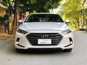 Xe Hyundai Elantra 1.6AT 2016 - Trắng