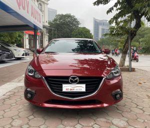 Xe Mazda 3 1.5AT 2016 - Đỏ