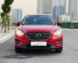 Xe Mazda CX5 2.5AT 2016 - Đỏ
