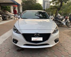 Xe Mazda 3 Sedan 1.5AT 2017 - Trắng / All New