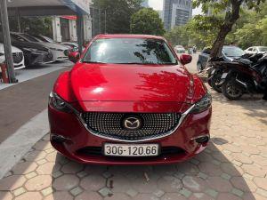Xe Mazda 6 Premium 2.0AT 2019 - Đỏ