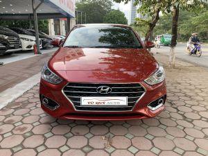 Xe Hyundai Accent 1.4AT 2019 - Bản Tiêu Chuẩn