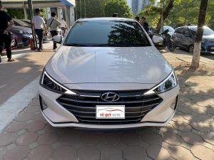 Xe Hyundai Elantra 1.6AT 2019 Model 2020 - Trắng