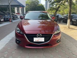 Xe Mazda 3 Sedan 1.5AT 2017 - All New, Đỏ