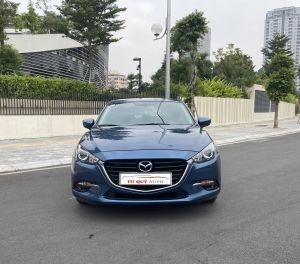Xe Mazda 3 HB 1.5AT 2019 - Xanh