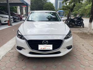 Xe Mazda 3 1.5AT 2018 - Trắng