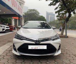 Xe Toyota Corolla altis 1.8E 2020 - Trắng