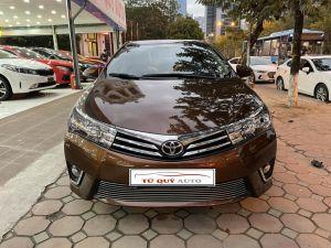 Xe Toyota Corolla 1.8G 2015 - Nâu
