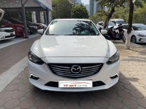 Xe Mazda 6 2.0AT 2015 - Trắng