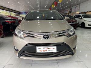 Xe Toyota Vios 1.5G 2015 - Vàng Cát