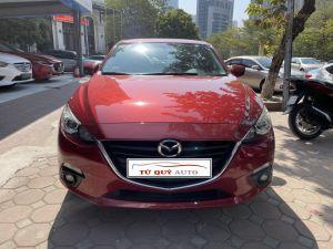 Xe Mazda 3 1.5 AT 2015 - Đỏ