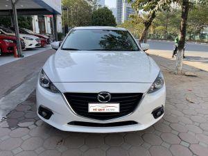 Xe Mazda 3 1.5AT 2016 - Trắng