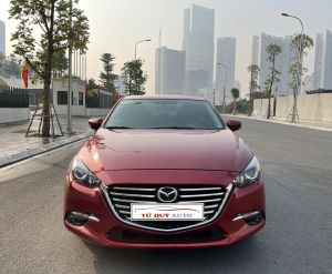 Xe Mazda 3 1.5AT 2018 - Đỏ
