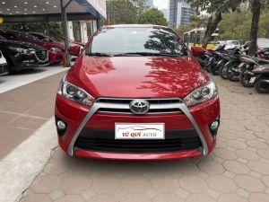 Xe Toyota Yaris 1.5G 2017 - Đỏ