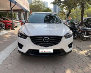Xe Mazda CX5 2.0AT 2016 - Trắng