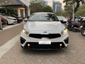 Xe Kia Cerato Luxury 1.6AT 2019 - Trắng