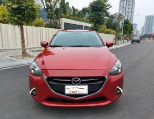 Xe Mazda 2 1.5AT 2016 - Đỏ