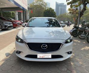 Xe Mazda 6 Premium 2.5AT 2018 - Trắng