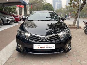 Xe Toyota Corolla altis 2.0V 2015 - Đen