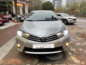 Xe Toyota Corolla altis 1.8G 2016 - Bạc