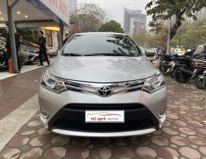 Xe Toyota Vios 1.5G 2018 - Bạc