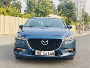 Xe Mazda 3 1.5AT 2018 - Xanh Dương