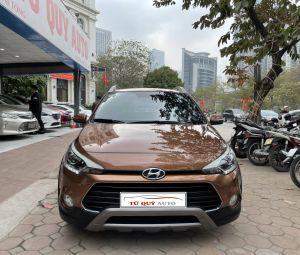 Xe Hyundai i20 Active 1.4AT 2015 - Nâu