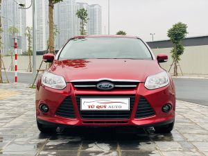 Xe Ford Focus Trend 1.6 AT 2013 - Đỏ