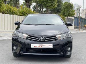 Xe Toyota Corolla altis 2.0V 2017 - Đen