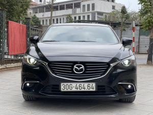 Xe Mazda 6 Premium 2.0AT 2018 - Đen