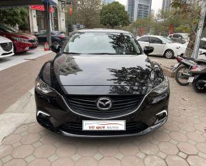 Xe Mazda 6 2.0AT 2015 - Đen