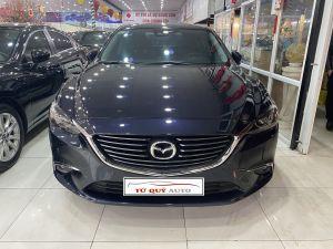Xe Mazda 6 Premium 2.0AT 2018 - Xanh Đen