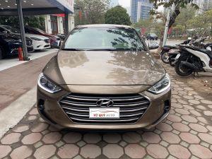 Xe Hyundai Elantra 2.0AT 2016 - Nâu