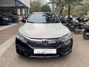 Xe Honda Accord 2.4AT 2018 - Đen